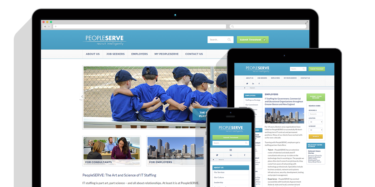peopleserve screens